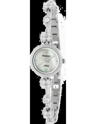 Chic Time | Montre Femme Armitron 753937MPSV Swarovski Crystal  | Prix : 89,90€