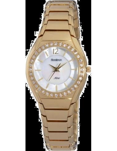 Chic Time | Montre Femme Armitron 753859MPGP NOW Swarovski Crystal  | Prix : 89,90€