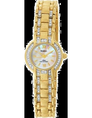 Chic Time   Montre Femme Armitron 753581MPGP NOW Swarovski Crystal    Prix : 88,90€