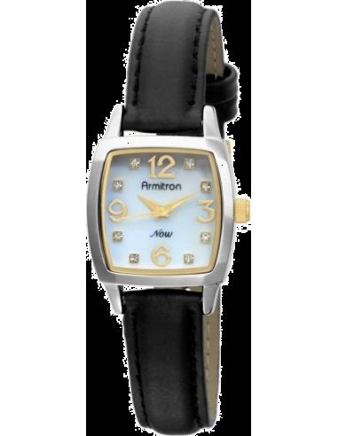 Chic Time | Montre Femme Armitron 753818MPTTBK NOW Swarovski Crystal  | Prix : 66,90€