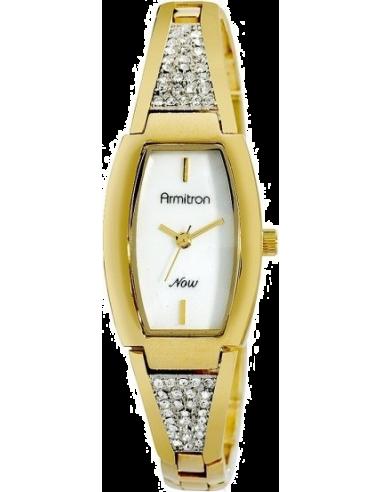 Chic Time | Montre Femme Armitron 753910MPGP NOW Swarovski Crystal  | Prix : 96,90€