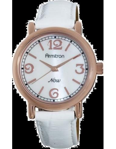Chic Time   Montre Femme Armitron 753873MPRGWT Classic NOW    Prix : 59,90€