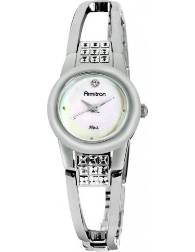 Chic Time | Montre Femme Armitron 753907MPSV NOW Swarovski Crystal  | Prix : 96,90 €