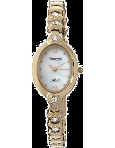 Chic Time | Montre Femme Armitron 753902MPGPST Swarovski Crystal NOW  | Prix : 111,90€