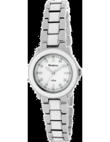 Chic Time | Montre Femme Armitron 753888WTSVWT Swarovski Crystal  | Prix : 81,90€