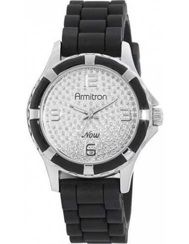 Chic Time | Montre Femme Armitron 753961PVSVBK NOW  | Prix : 74,90 €