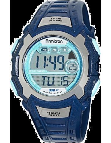 Chic Time   Montre Homme Armitron 408226BLU    Prix : 44,90€