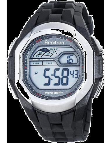 Chic Time | Montre Homme Armitron 408211BLK  | Prix : 44,90€