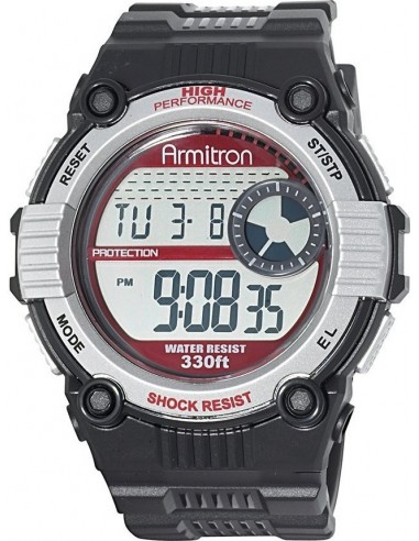 Chic Time | Montre Homme Armitron 408218RED  | Prix : 36,90€