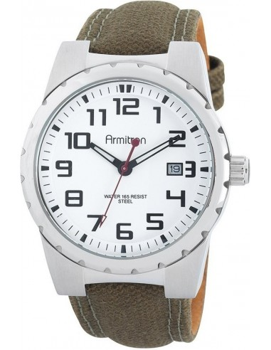 Chic Time   Armitron 204629WTSVGN men's watch    Buy at best price