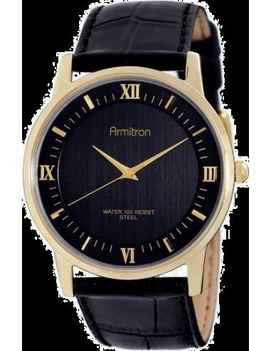 Chic Time | Montre Homme Armitron 204663BKGPBK Slim  | Prix : 89,90€