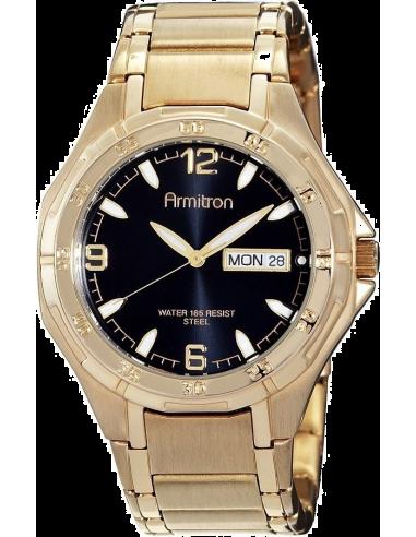 Chic Time | Montre Homme Armitron 204309BKGP  | Prix : 89,90€
