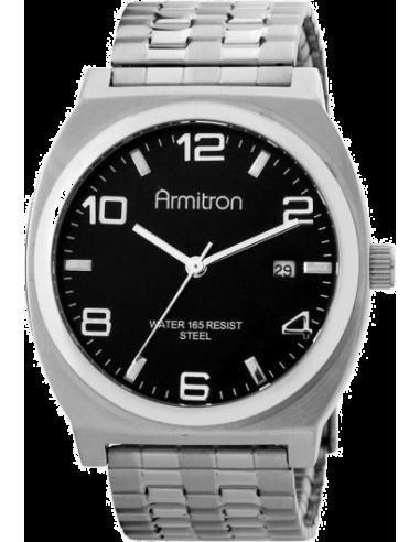Chic Time | Montre Homme Armitron 204719BKSV Expansion  | Prix : 80,90€