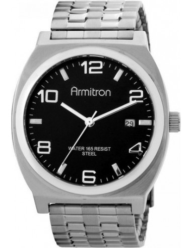 Chic Time | Montre Homme Armitron 204719BKSV Expansion  | Prix : 80,90 €