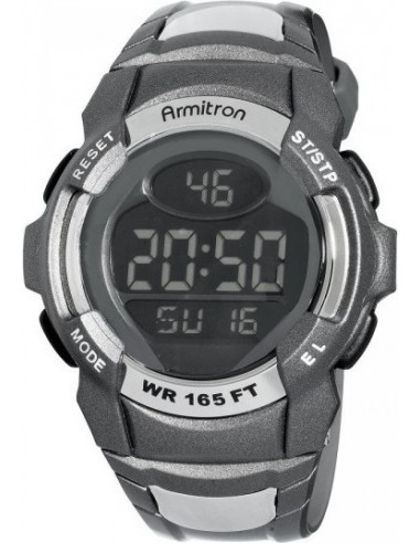 Chic Time   Armitron 408089GRY men's watch    Buy at best price