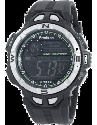 Chic Time   Montre Homme Armitron 408233GRN    Prix : 44,90€