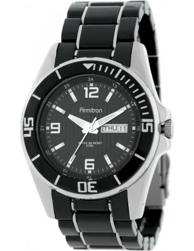 Chic Time | Montre Homme Armitron 204742BKBK  | Prix : 95,90€