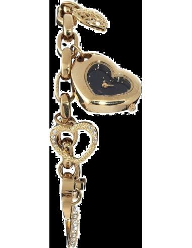 Chic Time | Montre Femme Armitron 753686BKGP Swarovski Crystal  | Prix : 105,90€