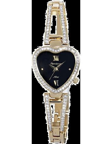 Chic Time   Montre Femme Armitron 753685BKGP Swarovski Crystal    Prix : 111,90€