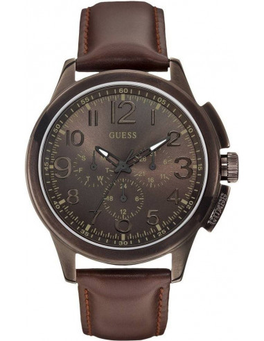 Chic Time | Montre Homme Guess Journey W0067G4  | Prix : 88,39 €