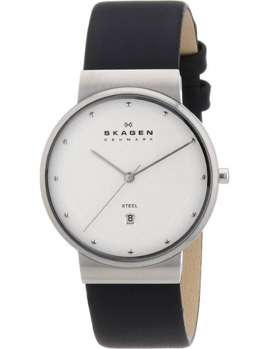 Chic Time | Montre Homme Skagen 355LSLW Noir  | Prix : 119,00€