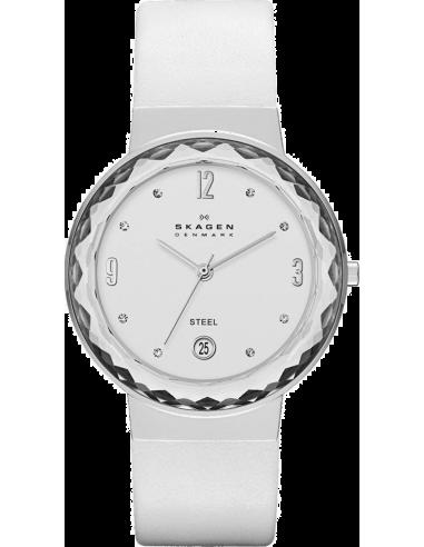 Chic Time | Montre Femme Skagen SKW2003 Blanc  | Prix : 119,90€