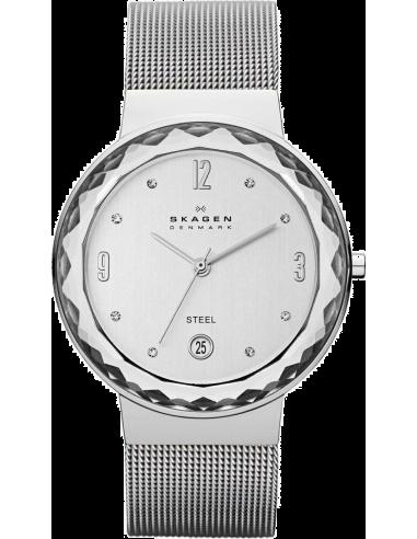 Chic Time | Montre Femme Skagen SKW2004 Bracelet Acier Inoxydable  | Prix : 149,00€