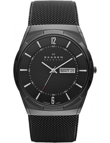 Chic Time | Montre Homme Skagen Melbye SKW6006 Noir  | Prix : 249,90€