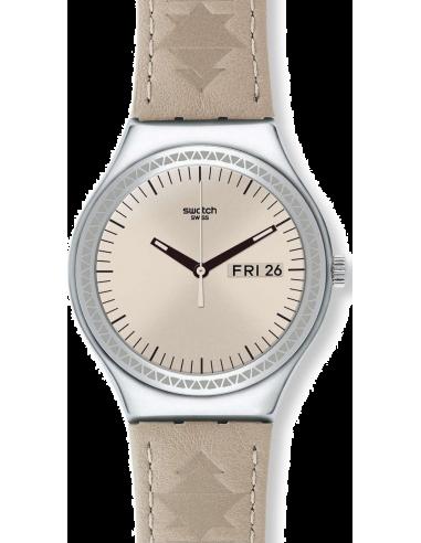 Chic Time | Montre Femme Swatch Treangolo YGS767  | Prix : 60,00€