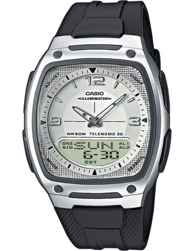 Chic Time   Montre Homme Casio Collection AW-81-7AVES Noir    Prix : 50,00€