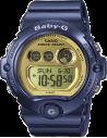 Chic Time | Montre Femme Casio Baby-G BG-6900-2ER Bleu  | Prix : 129,00€