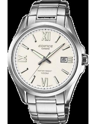 Chic Time | Montre Homme Casio Edifice EFB-101D-7AVER Argent  | Prix : 109,99€