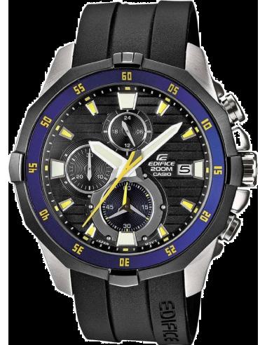 Chic Time | Montre Homme Casio Edifice EFM-502-1AVEF Noir  | Prix : 119,00€