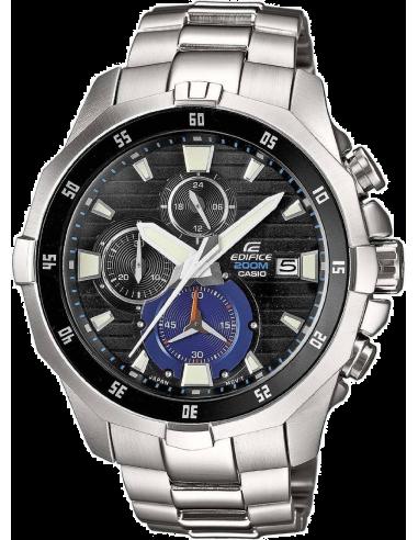 Chic Time | Montre Homme Casio Edifice EFM-502D-1AVEF Argent  | Prix : 119,00€