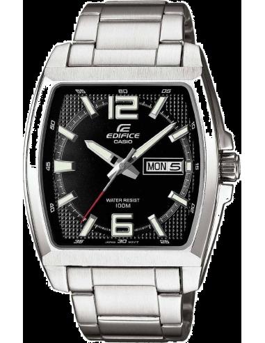 Chic Time | Montre Homme Casio Edifice EFR-100D-1AVEF Bracelet Acier Inoxydable  | Prix : 99,98€