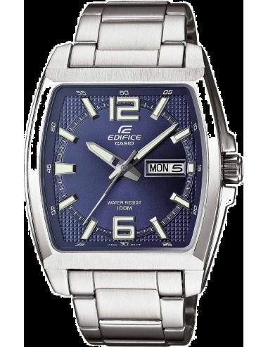 Chic Time | Montre Homme Casio Edifice EFR-100D-2AVEF Bracelet Acier Inoxydable  | Prix : 112,90€