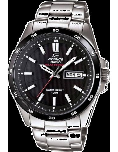 Chic Time | Montre Homme Casio Edifice EFR-100SB-1AVEF Argent  | Prix : 128,90€