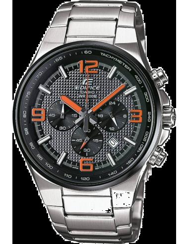 Chic Time | Montre Homme Casio Edifice EFR-515D-1A4VEF Bracelet Acier Inoxydable  | Prix : 104,00€