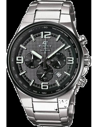 Chic Time | Montre Homme Casio Edifice EFR-515D-1A7VEF Bracelet Acier Inoxydable  | Prix : 99,90€