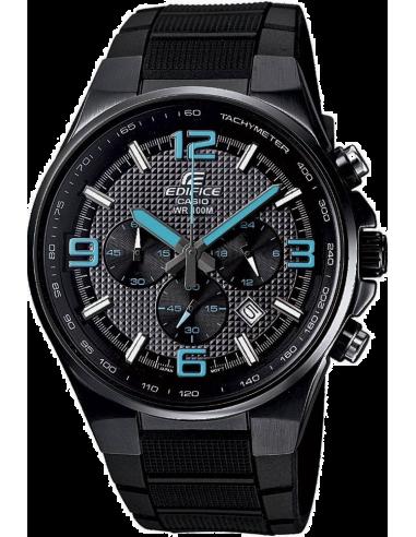 Chic Time | Montre Homme Casio Edifice EFR-515PB-1A2VEF Bracelet Résine  | Prix : 109,99€