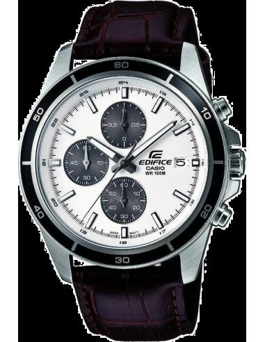 Chic Time | Montre Homme Casio Edifice EFR-526L-7AVUEF Marron  | Prix : 67,00€