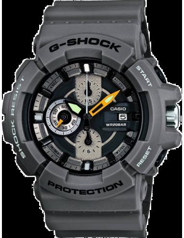 Chic Time   Montre Homme Casio G-Shock GAC-100-8AER Gris    Prix : 169,90€