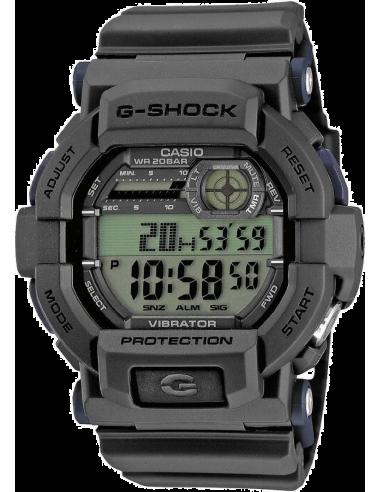 Chic Time | Montre Homme Casio G-Shock GD-350-8ER Noir  | Prix : 129,00€