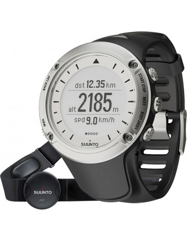 Chic Time   Montre Homme Suunto SS018371000 Ambit Heart Rate Monitor     Prix : 419,00€