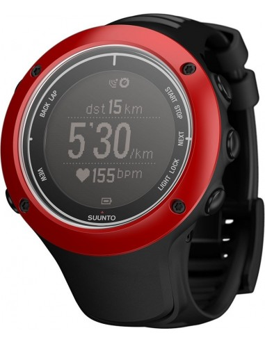 Chic Time | Montre Homme Suunto Heart Rate Monitor SS019209000 Ambit  | Prix : 399,90€