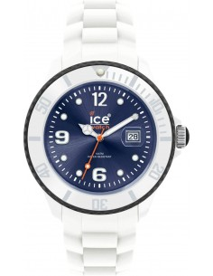 Chic Time | Montre Ice-Watch blanche Sili SI.WB.B.S.11  | Prix : 89,90€