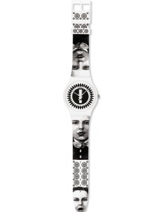Chic Time | Montre Swatch & Art SUOZ125 Blanc  | Buy at best price