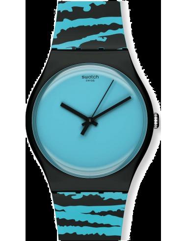 Chic Time | Montre Mixte Swatch Wonder Tube SUOZ143  | Prix : 55,00€