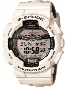 Chic Time | Montre Homme Casio G-Shock GLS-100-7ER Blanc  | Prix : 109,00 €