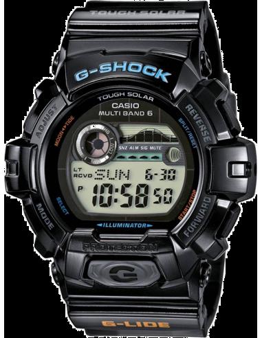 Chic Time | Montre Homme Casio G-Shock G-Lide Tough Solar GWX-8900-1ER  | Prix : 134,10€